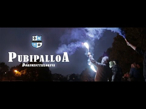 Pubipalloa - A short documentary about football/jalkapallo in finland