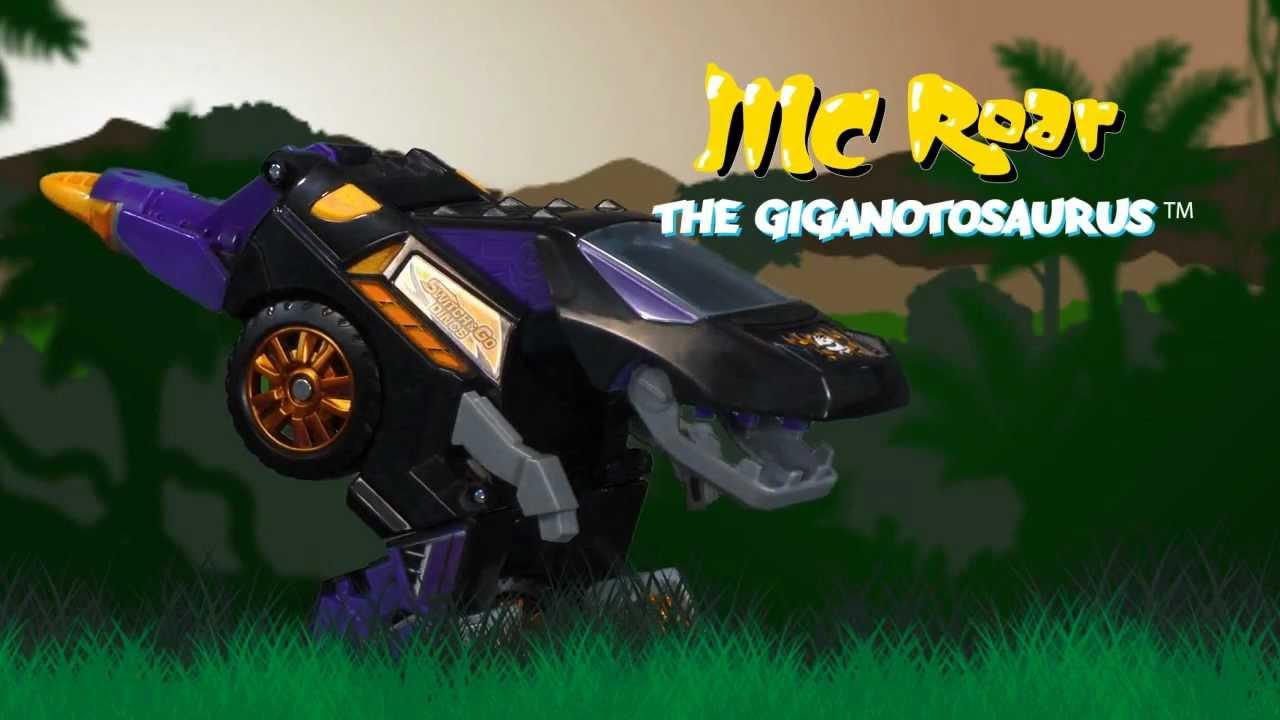 MC Roar the Giganotosa...