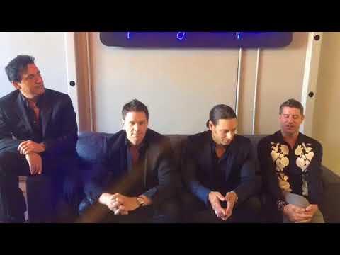 IL DIVO Live Chat Los Angeles 11-8-2017