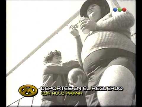 Deportes En El Recuerdo, Hugo Arana - Videomatch
