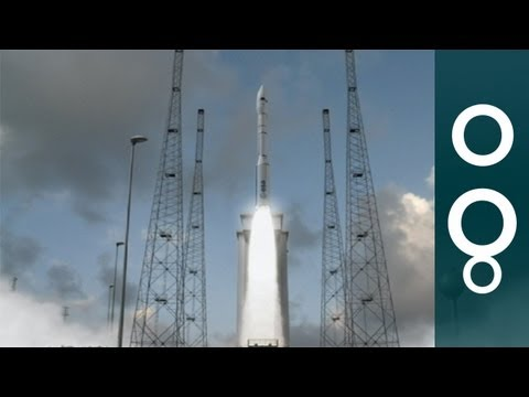 All about the Vega Space Rocket - EXCLUSIVE
