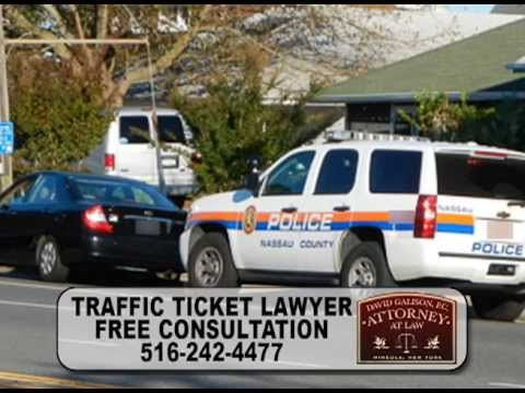 Ticket Lawyer Nassau County Traffic And Parking Violations Agency