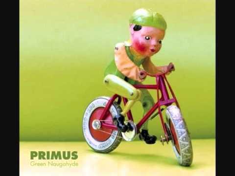 Primus- Hennepin Crawler- Green Naugahyde