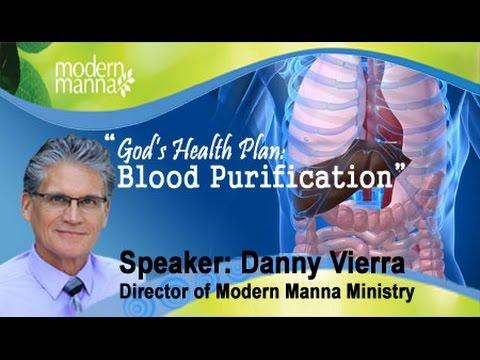 God's Health Plan: Blood Purification