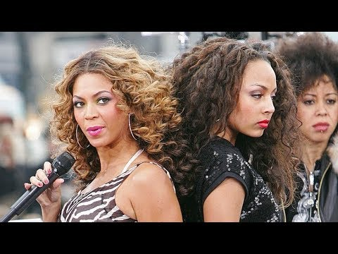 Beyonce - Beautiful Liar Feat Shakira (Live Early Show) 2007