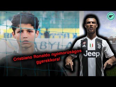 Cristiano Ronaldo - Sanyarú gyerekkor #1 | Félidő! thumbnail