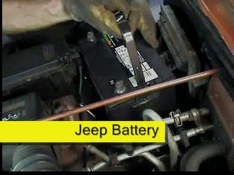 full download how to install replace dead battery 2002 2012 jeep liberty dodge nitro. Black Bedroom Furniture Sets. Home Design Ideas
