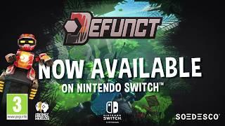 Defunct - Nintendo Switch Launch Trailer
