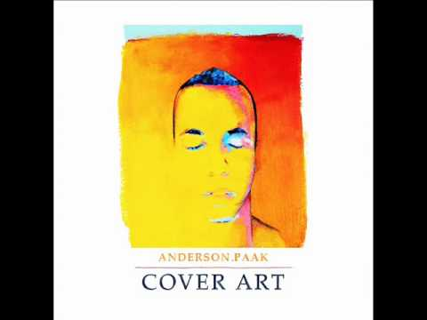 Anderson .Paak -  Cover Art [Full EP]