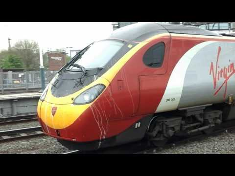 Trains at: Manchester Piccadilly, WCML, 11/05/16 Part 1/2