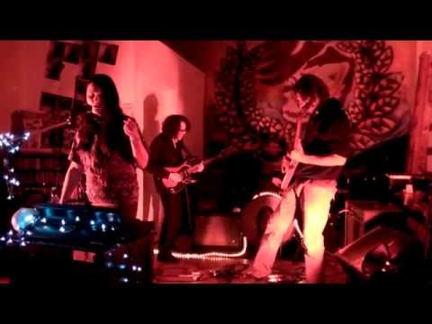 Wind Burial - A Story From The Sea(excerpt) - Live at Deadbeat Olympia, Wa 01/30/15