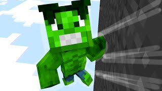 Monster School: Climbing (Minecraft Animation)