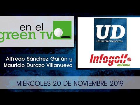 En El Green TV - 20 de Noviembre de 2019