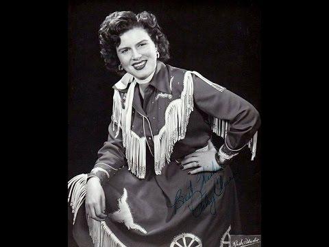 Patsy Cline - Faded Love (1963).