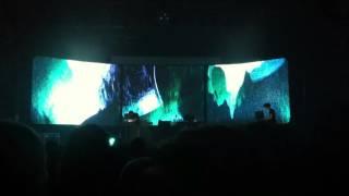 Thom Yorke - Cymbal Rush / live @ C2C 2015 Torino