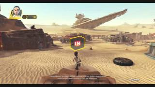 Disney Infinity 3.0-Star Wars:The Force Awakens Playset (1)