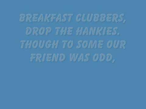 Breakfast Song by: Newsboys lyrics