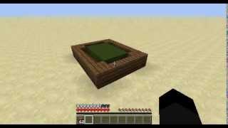 Minecraft giagiochi come fare un tavolo da biliardo for Costruire un biliardo