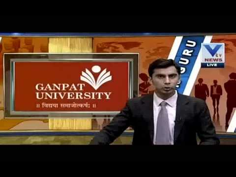 Career Guru | VTV Gujarati | Ganpat University