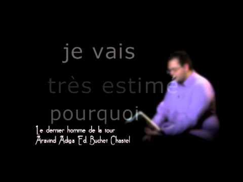 Vidéo de Aravind Adiga