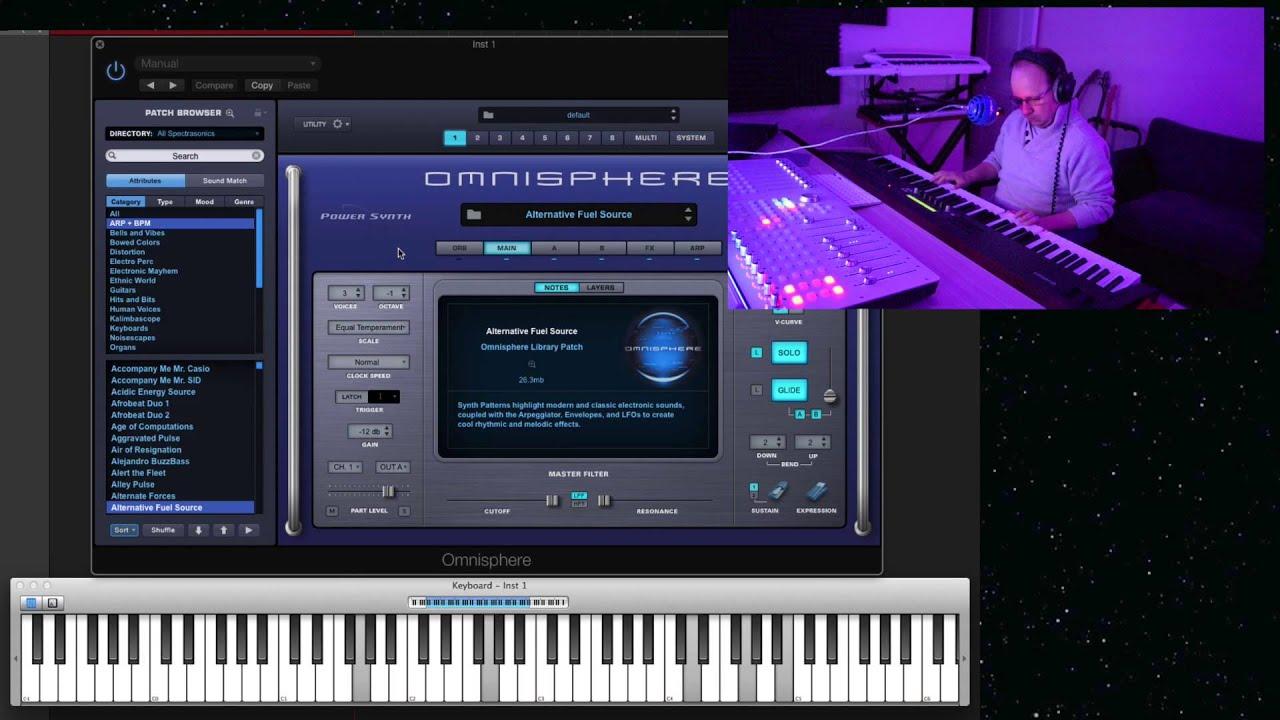 Omnisphere 2 All Presets Overview - ARP + BPM Part 1