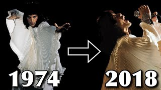 The REAL Reason Freddie Mercury Wore Crazy Outfits (fashion history of Bohemian Rhapsody & Queen)