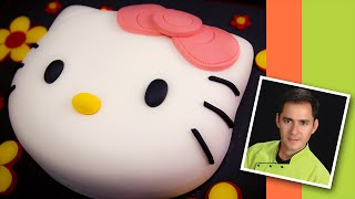 PASTEL DE HELLO KITTY