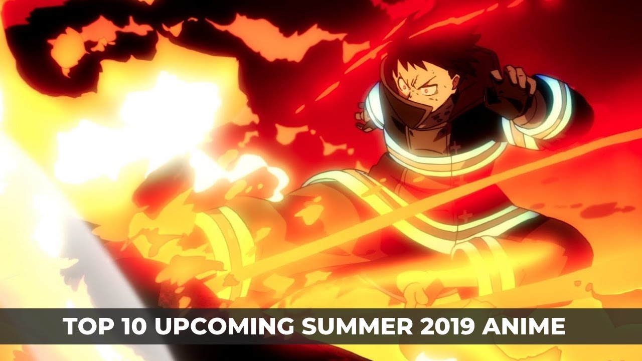 Best New Dubbed Anime 2019 Top 10 Most Anticipated Summer 2019 Anime   YouTube