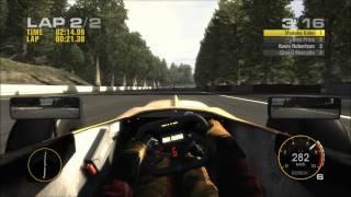 GRID Open wheel NINJA Gameplay 1080p