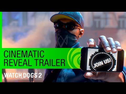 Watch Dogs 2 Trailer: Cinematic Reveal - E3 2016 | Ubisoft [NA]