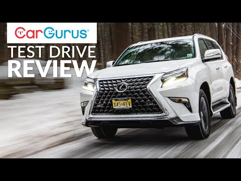 2020 Lexus GX 460 - Classic, luxurious, and unstoppable