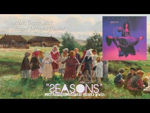 Seasons - Grace Slick (1980) FLAC Audio 1080p HD Video ~MetalGuruMessiah~