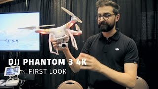DJI Phantom 3 4K - First Look