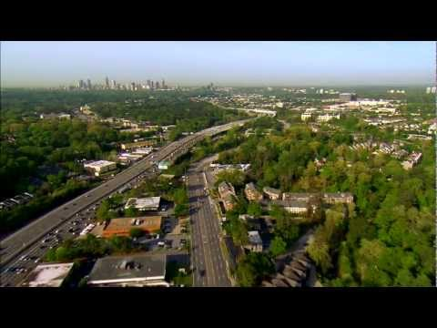 State of the City, Atlanta, 2012