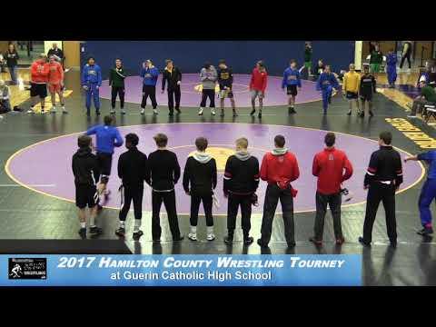 Hamilton County Wrestling Tournament