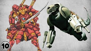 Top 10 Alternate Versions Of Iron Man – Part 3