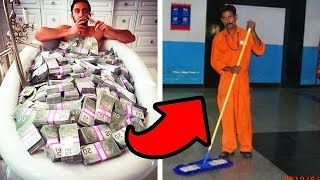 10 Lottery Winners Who Lost Everything