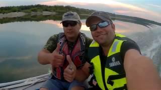 Рыбалка в верховьях Иртыша Атмосферно