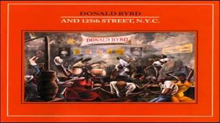 Donald Byrd And 125th Street, N.Y.C.    Morning 1979