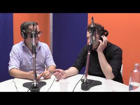Giorgio Montanini ai microfoni di Radio Fermo Uno