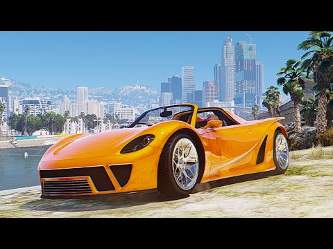 GTA 6 GRAPHICS MOD! In Gta 5