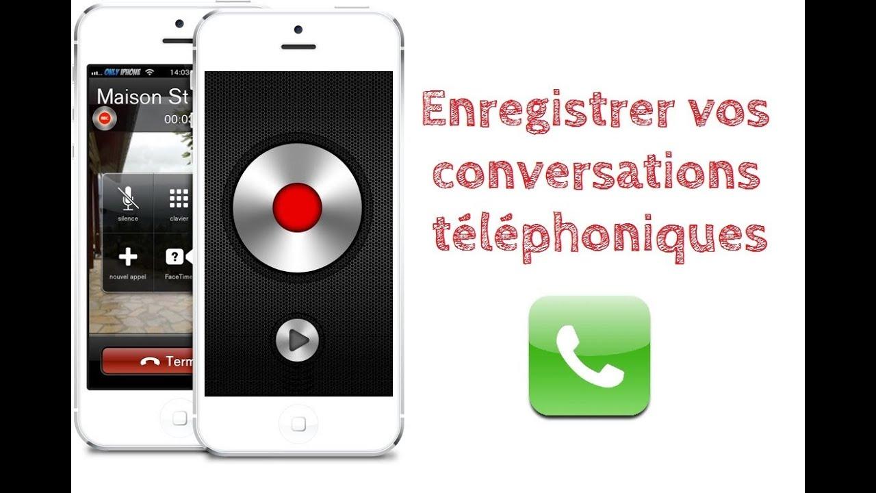 espion conversation iphone