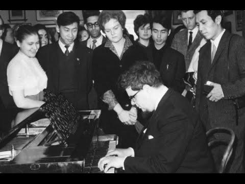 John Ogdon plays Chopin Piano Sonata no. 3 & Scherzo no. 3 - live 1963