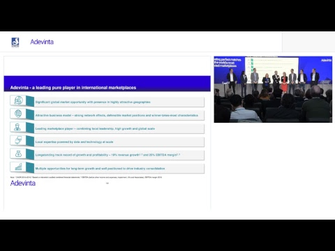 Schibsted and Adevinta – Capital Markets Day