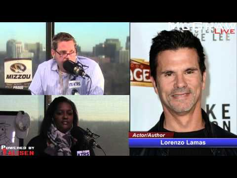 Lorenzo Lamas Discusses Cocaine Use During Falcon Crest