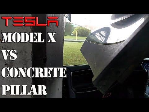 tesla-model-x-vs-concret-pillar