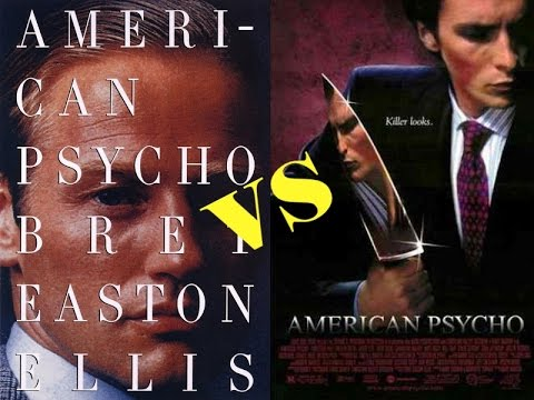 Book Vs Film - American Psycho