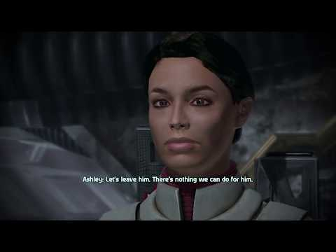 Mass Effect (PS3) - 08 - Feros: Cleaning the Tunnels (Playthrough Complete)