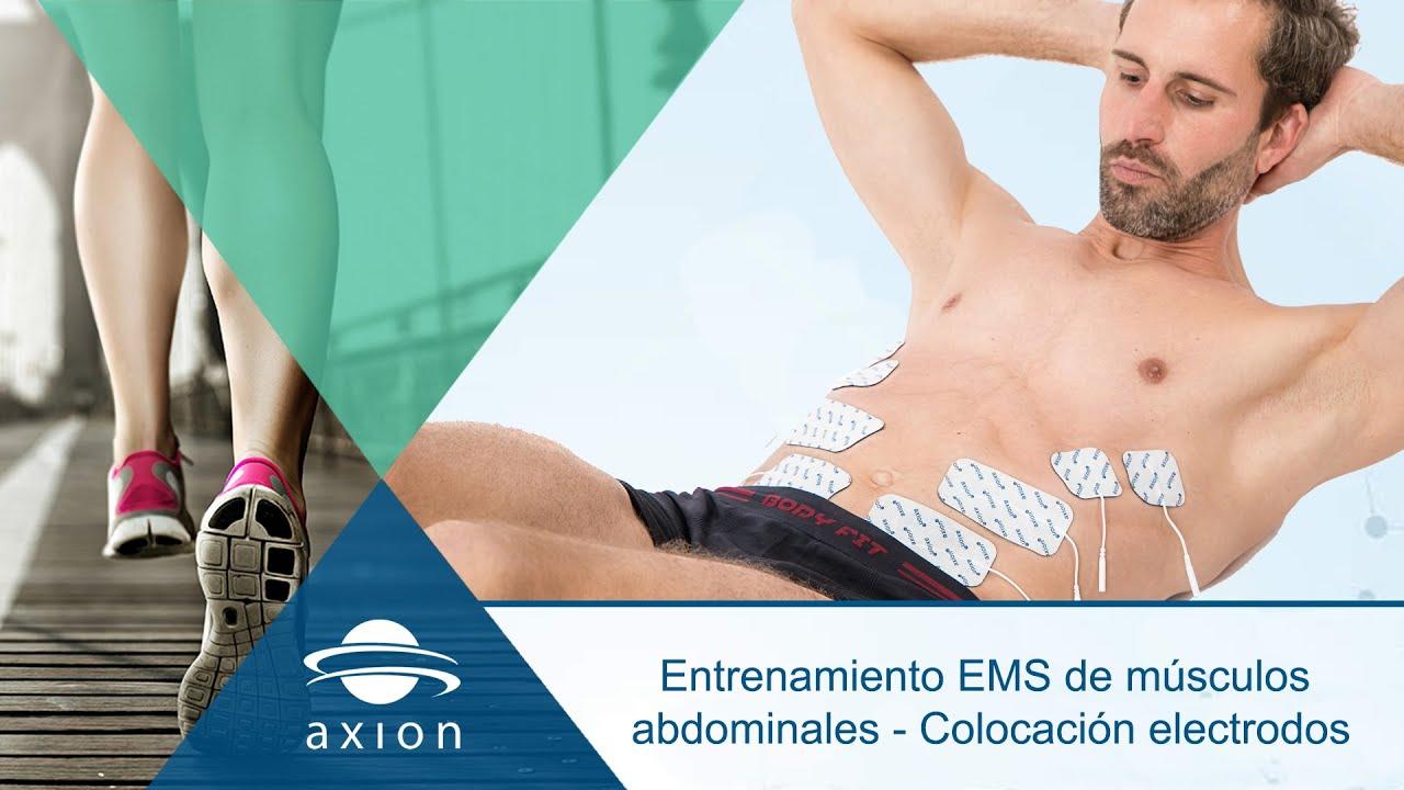 electroestimulación maternity perder mantequilla abdominal