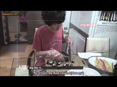 [Vietsub] Music and Lyrics Jay Park - Lee Si Young ( Part 2)